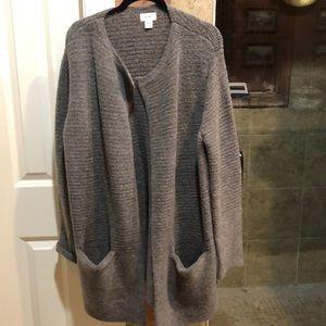 Old navy sweater coat